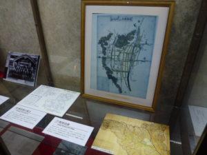 高山町の頃の地図