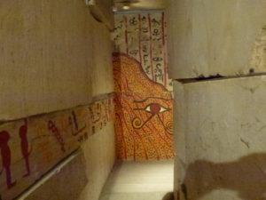 ピラミッド迷路内部