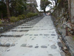 城へ続く坂道2