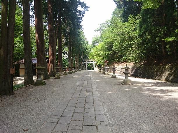 参道(日枝神社)