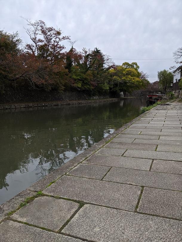 近江八幡「八幡堀」