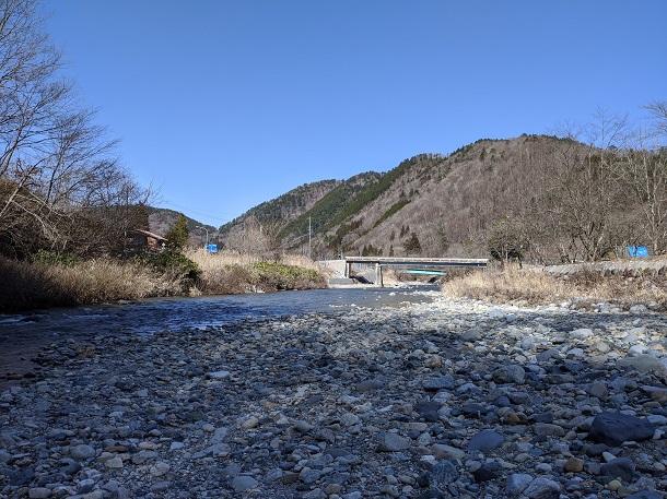 馬瀬川「大原地区」