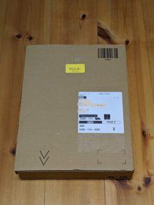 「Amazonベーシックマウス」梱包の様子1