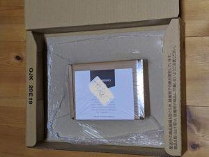 「Amazonベーシックマウス」梱包の様子3