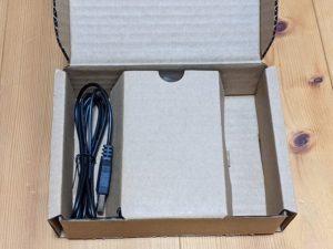 「Amazonベーシックマウス」梱包の様子4