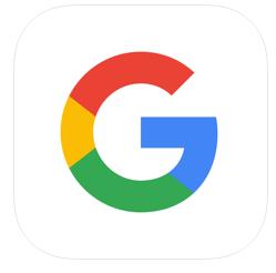 iPhone「Google アプリ」