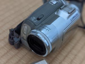 【アナレコGV-SDREC】miniDVカメラ
