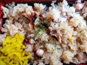 【魚太郎】たこ飯
