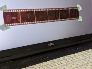 【KODAK Mobile Film Scanner】ライトボックス(トレース台)