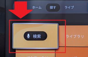 「Fire TV Stick」検索