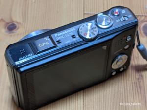 【DMC-TZ20】操作ダイヤルとタッチパネル
