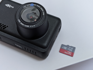 【Changer F2 二代目(F2S)】付属のmicroSDカード「SanDisk」