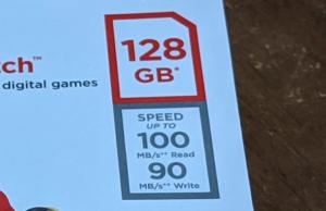 【ニンテンドースイッチ用SDカード】転送速度
