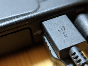 【Wacom One 液晶ペンタブレット 13】USB接続